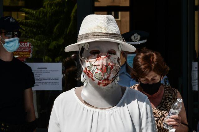 Ιωάννα Παλιοσπύρου – Το μήνυμά της για τη γυναικοκτονία στη Ρόδο | tovima.gr