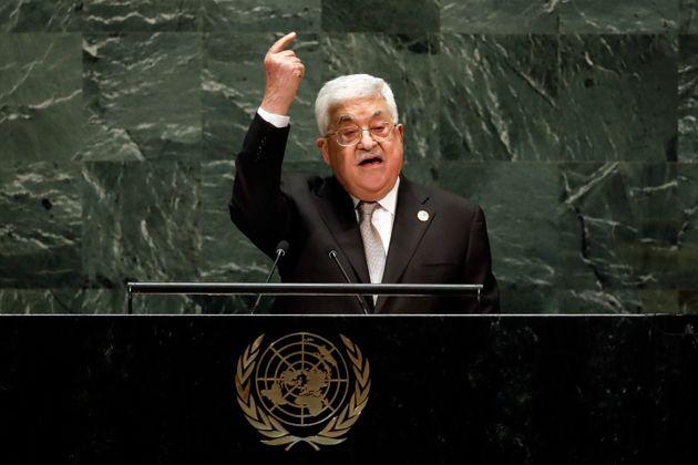 ΟΗΕ – Τελεσίγραφο Αμπάς στο Ισραήλ – «Έχετε ένα χρόνο για να αποσυρθείτε από τα κατεχόμενα παλαιστινιακά εδάφη»   tovima.gr