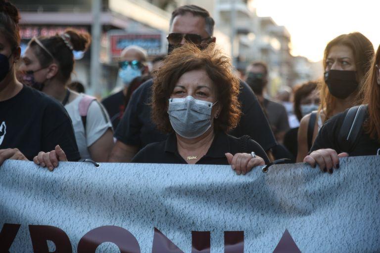 Μάγδα Φύσσα – Δεν τελειώσαμε με τον φασισμό επειδή μπήκε φυλακή η Χρυσή Αυγή   tovima.gr