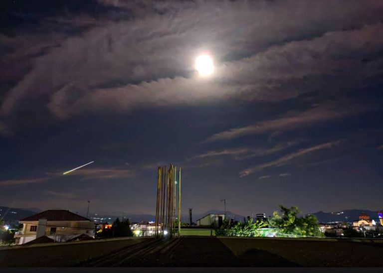 «Fireball» – Τι ήταν η «φωτόμπαλα» που «έσκισε» τον ουρανό της Ελλάδας | tovima.gr