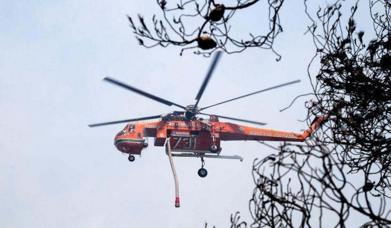 Φωτιά τώρα στην Αργολίδα – Σηκώθηκαν εναέρια μέσα   tovima.gr