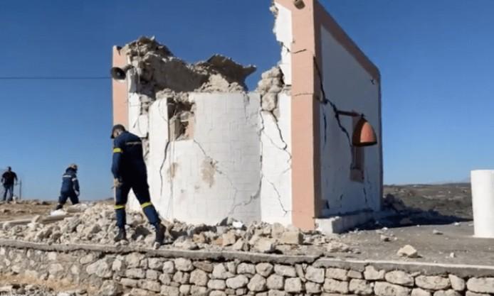 Σεισμός στην Κρήτη – Ένας νεκρός μετά τα 5,8 Ρίχτερ | tovima.gr