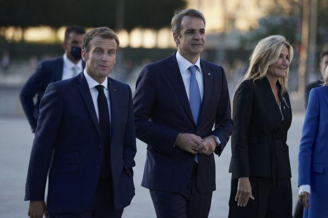Μητσοτάκης – Από τη Γαλλία στην Κρήτη – Στις σεισμόπληκτες περιοχές ο πρωθυπουργός | tovima.gr