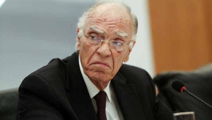 Αποσωληνώθηκε ο Βασίλης Λεβέντης   tovima.gr
