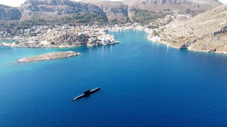 Η «εκπληξούλα» του στρατηγού Φλώρου στο Καστελλόριζο | tovima.gr