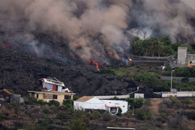 Ισπανία – 10,5 εκατ. ευρώ στους πληγέντες από την έκρηξη του ηφαιστείου   tovima.gr