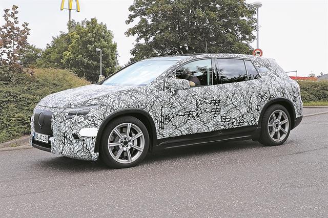Mercedes EQS SUV: Η γοητεία της υπερβολής | tovima.gr