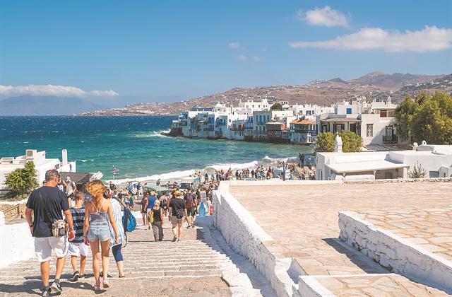«Στυλοβάτης» της ανάπτυξης ο τουρισμός   tovima.gr
