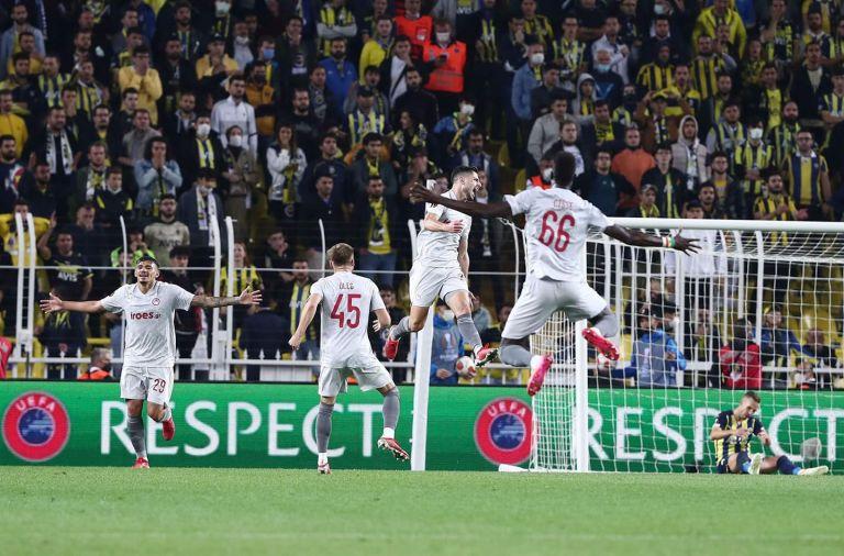 Μασούρας – Το πρώτο γκολ του υποψήφιο για καλύτερο της αγωνιστικής στο Europa League   tovima.gr
