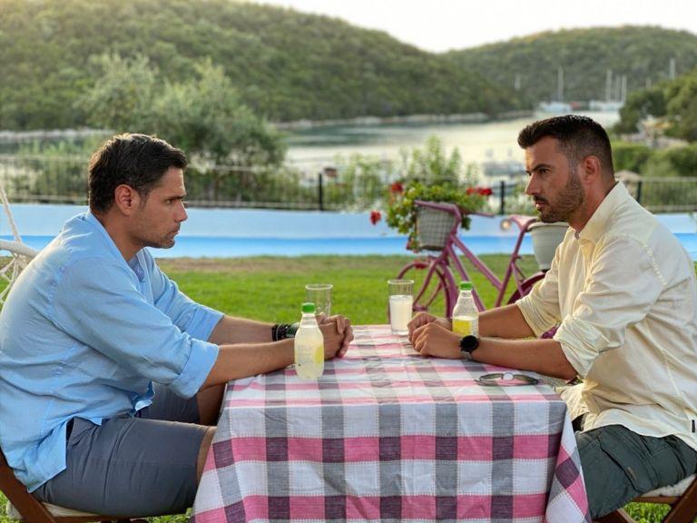 Επικές ψαριές Δημήτρη Ουγγαρέζου και Γιάννη Τσιμιτσέλη στο Fishy του Mega   tovima.gr