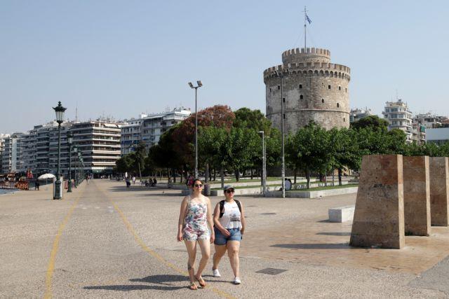 Κορωνοϊός – Αδειοι δρόμοι, γεμάτες ΜΕΘ στη Θεσσαλονίκη | tovima.gr