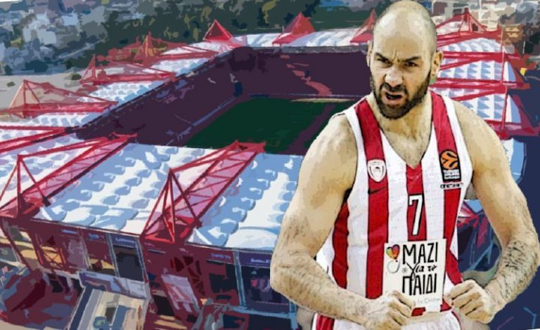 Ο Βασίλης με το «7» βάζει… buzzer beater στο Καραϊσκάκη | tovima.gr