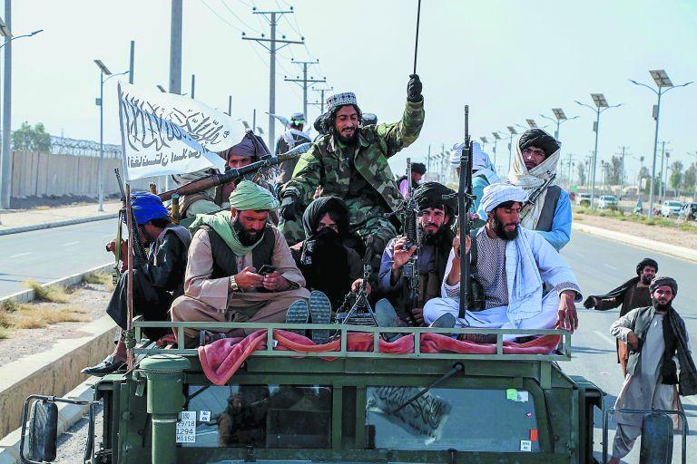 Αφγανιστάν – Δυνάμεις των Ταλιμπάν κατέστρεψαν πυρήνα του Ισλαμικού Κράτους   tovima.gr