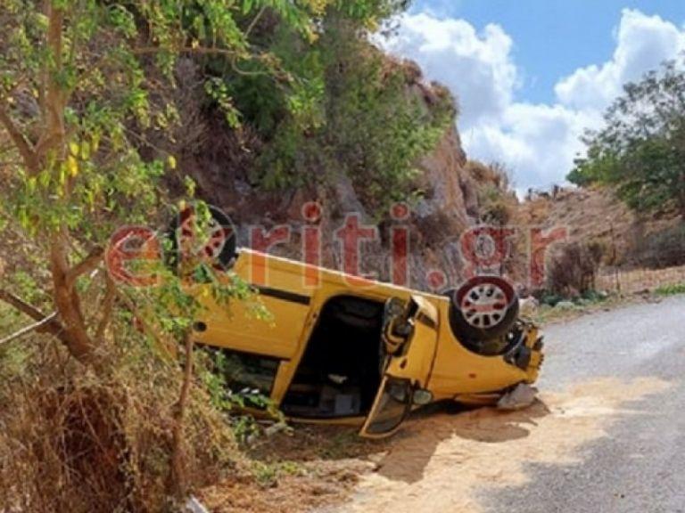 Κρήτη – Συγκλονιστικό βίντεο από τη βουτιά θανάτου 56χρονου οδηγού στο Ρέθυμνο | tovima.gr