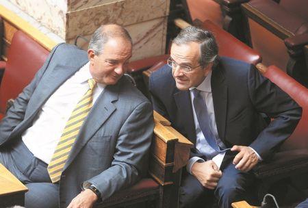 Υπόγειες διεργασίες στη Νέα Δημοκρατία | tovima.gr