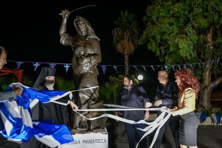 Μανιάτισσα Ηρωίδα – Ο Πειραιάς τιμά την αυτοθυσία των γυναικών που ταπείνωσαν τις στρατιές του Ιμπραήμ | tovima.gr