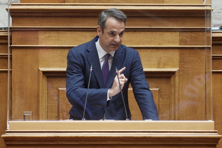 PM focuses on mutual defence pact, frigates in ratification debate on Greece-France strategic accord | tovima.gr