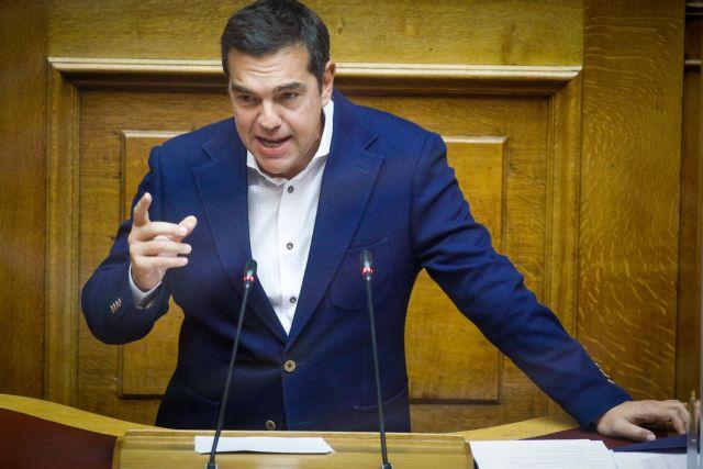 Βουλή – Live η ομιλία Τσίπρα για την ελληνογαλλική συμφωνία | tovima.gr