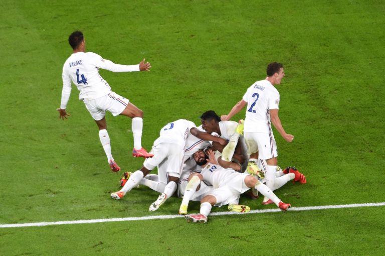 Βέλγιο – Γαλλία 2-3 | tovima.gr