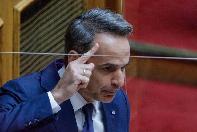 Μητσοτάκης σε Τσίπρα – Πείτε αν θα καταργήσετε την ελληνογαλλική συμφωνία με ένα νόμο και ένα άρθρο | tovima.gr