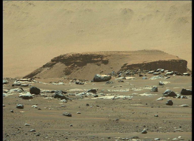 NASA – Το Perseverance κινείται μέσα σε μια μεγάλη αρχαία λίμνη του Άρη | tovima.gr