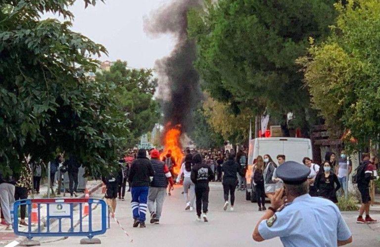 Θεσσαλονίκη – Εισαγγελική έρευνα για εγκληματικές οργανώσεις μετά τις φασιστικές επιθέσεις | tovima.gr