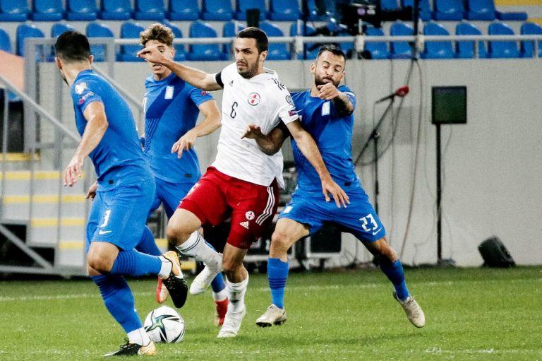 Χρυσό «διπλό» η Εθνική και πάει για «τελικό» με Σουηδία (0-2) | tovima.gr