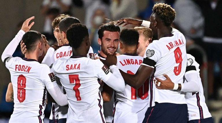 Η Αγγλία έστησε… πάρτι στην Ανδόρα (0-5), ανέβηκε δεύτερη η Αλβανία (1-0) | tovima.gr