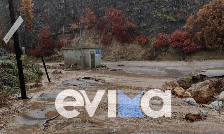 Εύβοια – Δραματική κατάσταση με τις πλημμύρες στις πυρόπληκτες περιοχές – Απεγκλωβίστηκαν πάνω από 100 άνθρωποι   tovima.gr