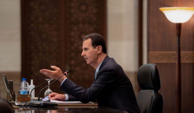 Συρία – Ενισχύει την οικονομική της συνεργασία με τα ΗΑΕ | tovima.gr