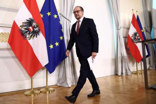 Αυστρία – Ορκίστηκε ο νέος καγκελάριος Αλεξάντερ Σάλενμπεργκ | tovima.gr