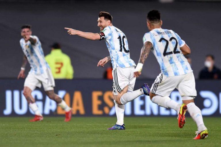 Θρίαμβος για την Αργεντινή (3-0), «κόλλησαν» στο μηδέν Βραζιλία και Κολομβία | tovima.gr