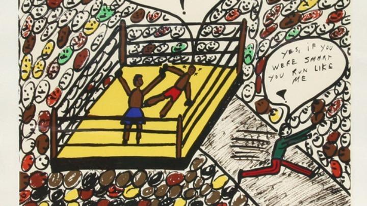 Μοχάμεντ Άλι – Σπάνια έργα τέχνης του θρυλικού πυγμάχου πωλήθηκαν 1 εκατ. δολάρια   tovima.gr