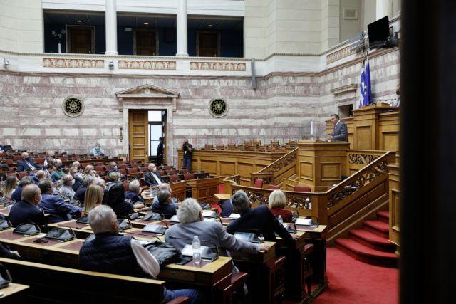 ΣΥΡΙΖΑ – Ζητά σύσταση Εξεταστικής στη Βουλή για λίστες Πέτσα και OpinionPoll | tovima.gr