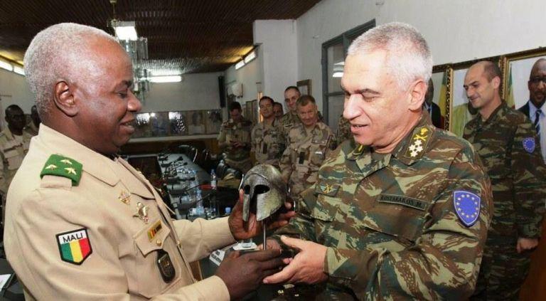 Κωσταράκος για Σαχέλ – Έλληνες στρατιωτικοί στο Μάλι – Για ποιο λόγο; | tovima.gr