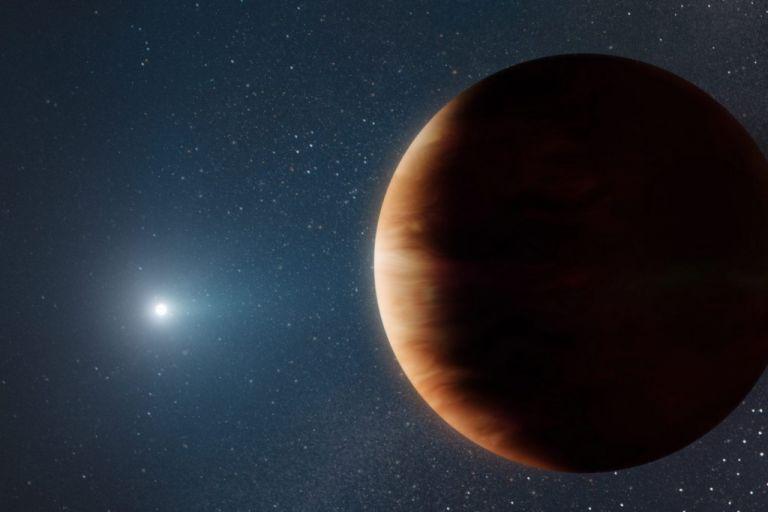 Διάστημα: Ανακαλύφθηκε ο πρώτος γιγάντιος εξωπλανήτης που επιβίωσε από το θάνατο του άστρου του   tovima.gr