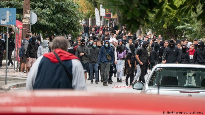 H ακροδεξιά επιστρέφει με βία στην Ελλάδα | tovima.gr