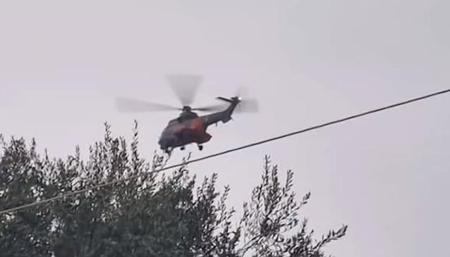 Κακοκαιρία «Μπάλλος» – Εγκλωβίστηκαν δεκάδες κάτοικοι στην Κέρκυρα – Απεγκλωβισμοί με Super Puma | tovima.gr