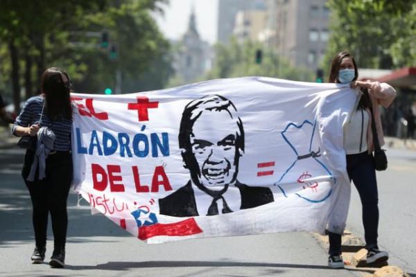 Χιλή – Kινήθηκε διαδικασία παύσης και παραπομπής του προέδρου Σεμπαστιάν Πινιέρα για τα Pandora Papers | tovima.gr