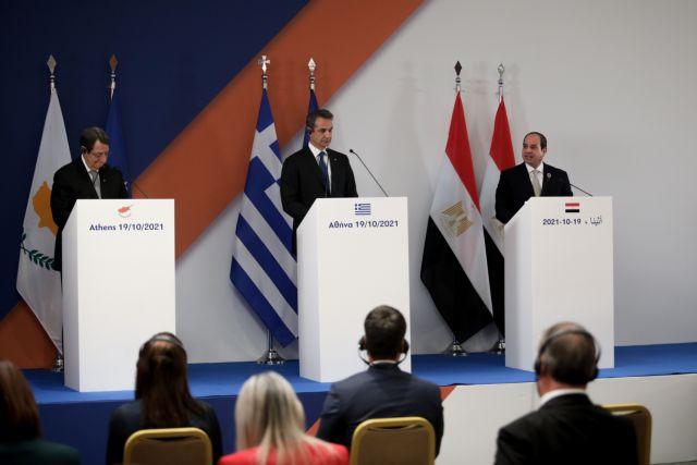 Ελληνοτουρκικά – «Εχθρικές» κινήσεις βλέπει η Άγκυρα στο μπαράζ των διπλωματικών συμμαχιών της Αθήνας – Ειδήσεις – νέα