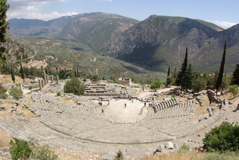Πλούσιο καλλιτεχνικό πρόγραμμα το καλοκαίρι στους Δελφούς | tovima.gr